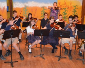 Sinfonia brings musicians together in growing orchestra