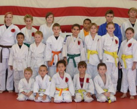 Hard work in Judo pays off for Noah Lewis