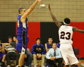 TPA Men's Basketball beginning to soar