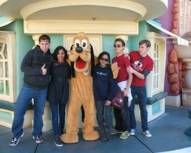 Cantamus Disneyland trip provides exciting experience