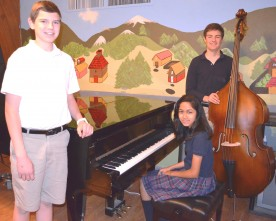 TPA Students Qualify for the All-State Music Festival