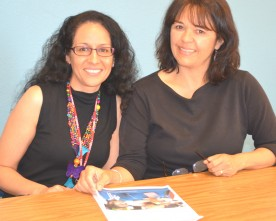 Teacher-parent team does groundbreaking research on gender bias in immigration system