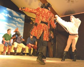 """The Pirates of Penzance"" school play is a singing success"