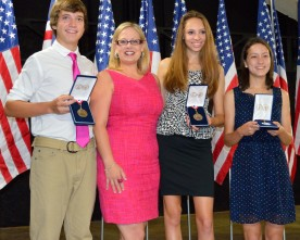 Tempe Prep Students receive Congressional Awards