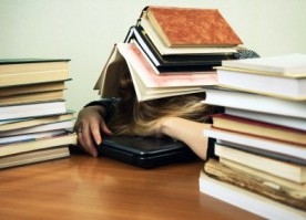 Seniors say dreaded thesis can actually be 'kind of fun'