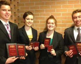 Tiring but successful Speech and Debate season drawing to a close