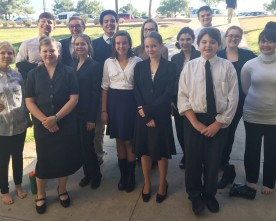 Speech & Debate season off to a great start!