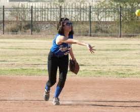 TPA softball team is short on players but not spirit