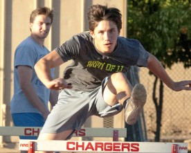 Knights track and field team is training hard in preparation for another promising season