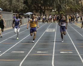 Tracksters power through pain, fatigue on path to state meet