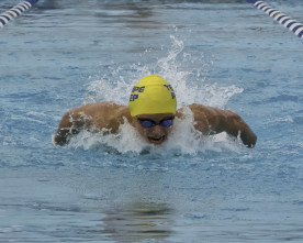Hudson, Snoddy are standouts on talented, hard-working swim team