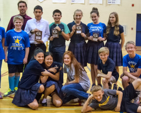 Complete 2016 Fall Sports Awards