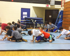 Winter sports season begins with addition of wrestling