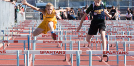 Middle school track developing promising young talent