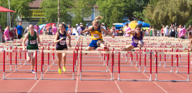 Track season ends with many personal achievements
