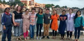 Students head overseas for summer learning