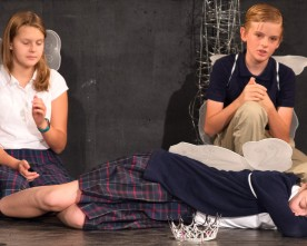 Sixth graders master Shakespeare's 'A Midsummer Night's Dream'
