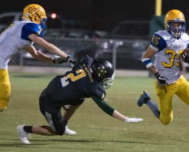 Strong football season comes to a close for Knights