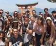 Alum Kayla Phillips can't get enough of Japanese culture