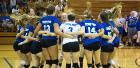 Lady knights defy expectations, finish 3rd in state