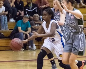 Lady Knights have solid 5-1 record as they head into heart of season