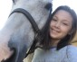 Horse is center of Brenna Foreman's life outside school